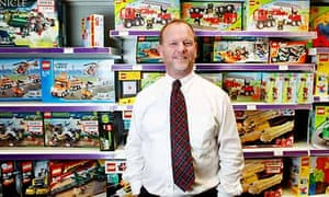 Gary Grant from the toy shop The Entertainer.