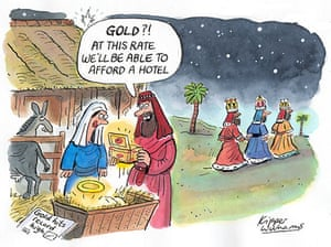 Christmas cards: Business: Kipper Williams Christmas card 1