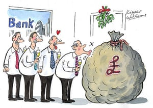 Christmas cards: Business: Kipper Williams Christmas card 2