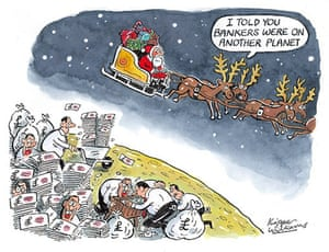 Christmas cards: Business: Kipper Williams Christmas card 3