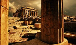 Greece Parthenon