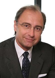 Xavier Rolet