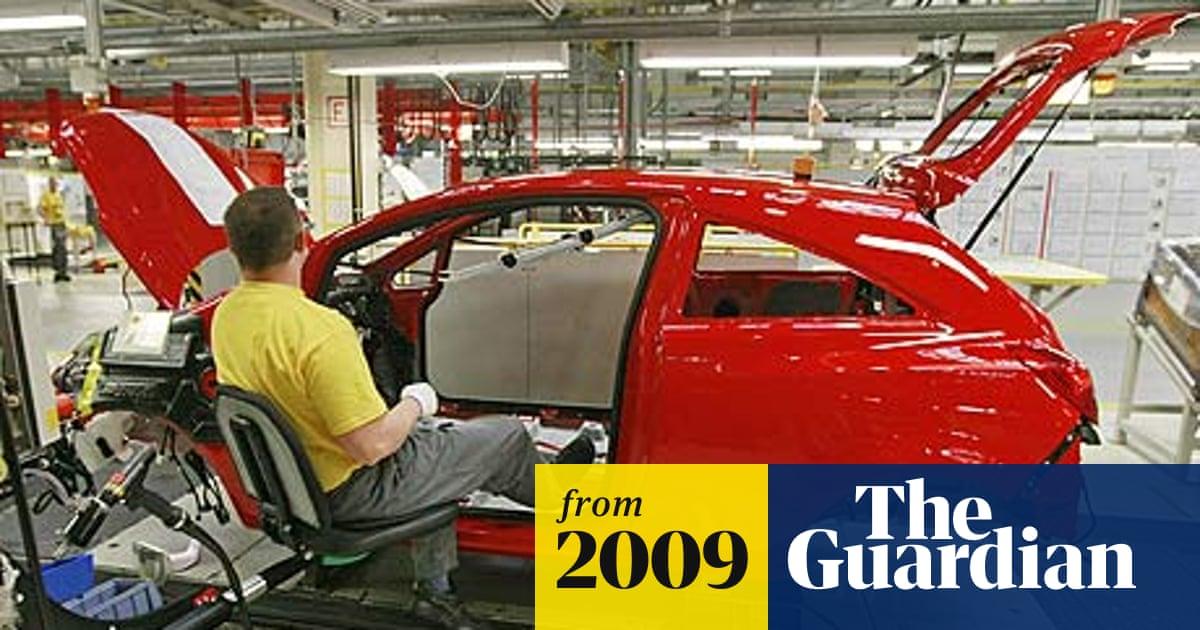 Gm Confirms Germany Will Bear Brunt Of 9 000 European Job Losses General Motors The Guardian