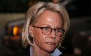 Bernard Madoff's wife, Ruth