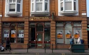 Portman building society