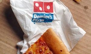 Domino's Pizza sales surge