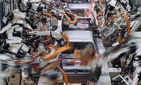 Toyota Ponders Uk Production Cuts Business The Guardian