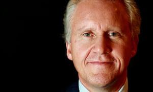 General Electric boss Jeff Immelt