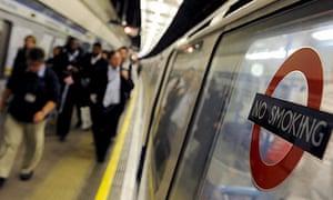 Tube Strike HIts Londoners