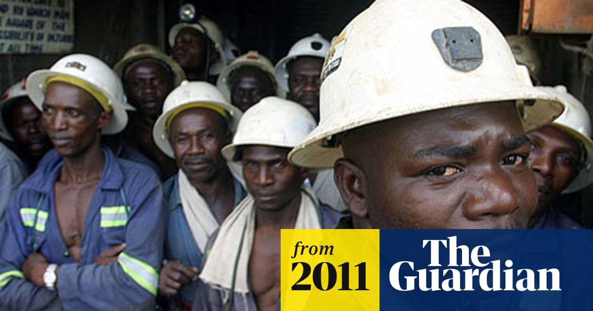 Chinese mining firms in Zambia under fire for mistreating