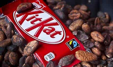 Nestle, makers of KitKat and Nescafe