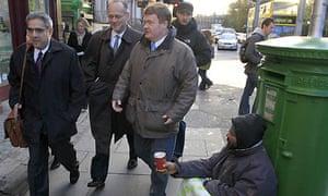 IMF officials in Dublin