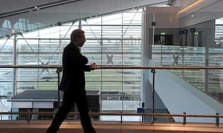 Dublin Airport's Terminal 2 opens - Nov 2010