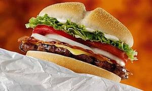 Burger KIng new burger