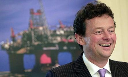 BP chief executive Tony Hayward