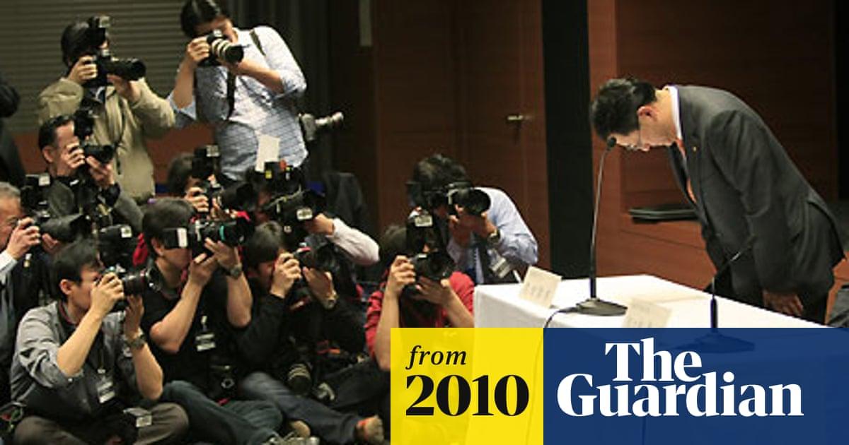 Toyota president Akio Toyoda 'very sorry' for safety recalls