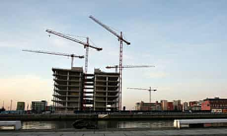 Ghost Towns May Haunt Irish Government