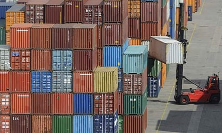 Containers import export