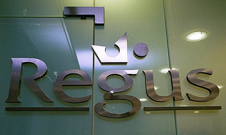 Regus Angers Landlords With Insolvency Threat Business The Guardian