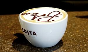 The Flat White (Costa Coffee/Whitbread)