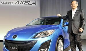 Mazda 3 (Axala) unveiled in Japan