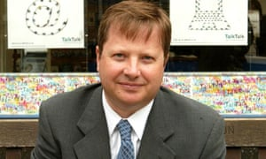 Charles Dunstone, chief executive of The Carphone Warehouse