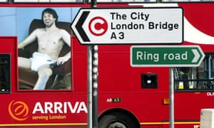 Arriva Buses in London