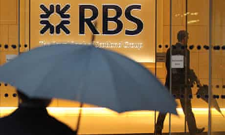Royal Bank of Scotland branch RBS
