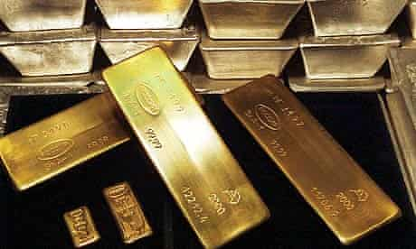 GOLD AND CURRENCY RESERVES, MOSCOW, RUSSIA - 21 JAN 2004