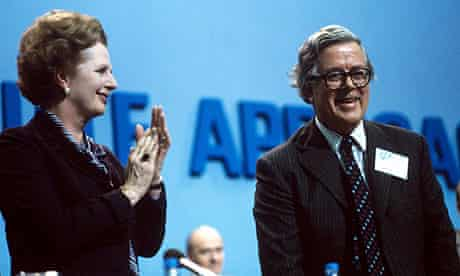 Conservative Party Conference, Britain - 1982