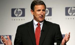 Hewlett-Packard CEO Mark Hurd resigns