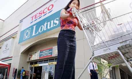 Tesco Lotus, Bangkok