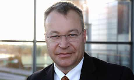 Stephen Elop - Nokia's new chief executive