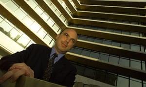 Mike Lynch, Autonomy, 2001