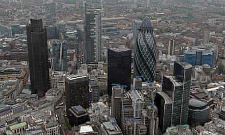 Gherkin, City of London (taken 2010)