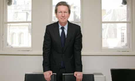 CEO Mecom Group Plc David Montgomery