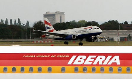 British Airways and Iberia will continue to fly under their own brands