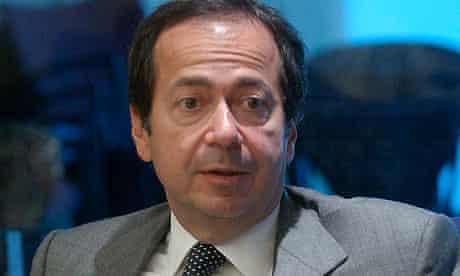 Hedge fund manager John Paulson