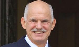 George Papandreou, Philipp Rosler
