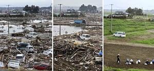 Japan tsunami reconstruction
