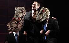 Enron play raptors