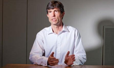 Jim Buckmaster, CEO of Craigslist