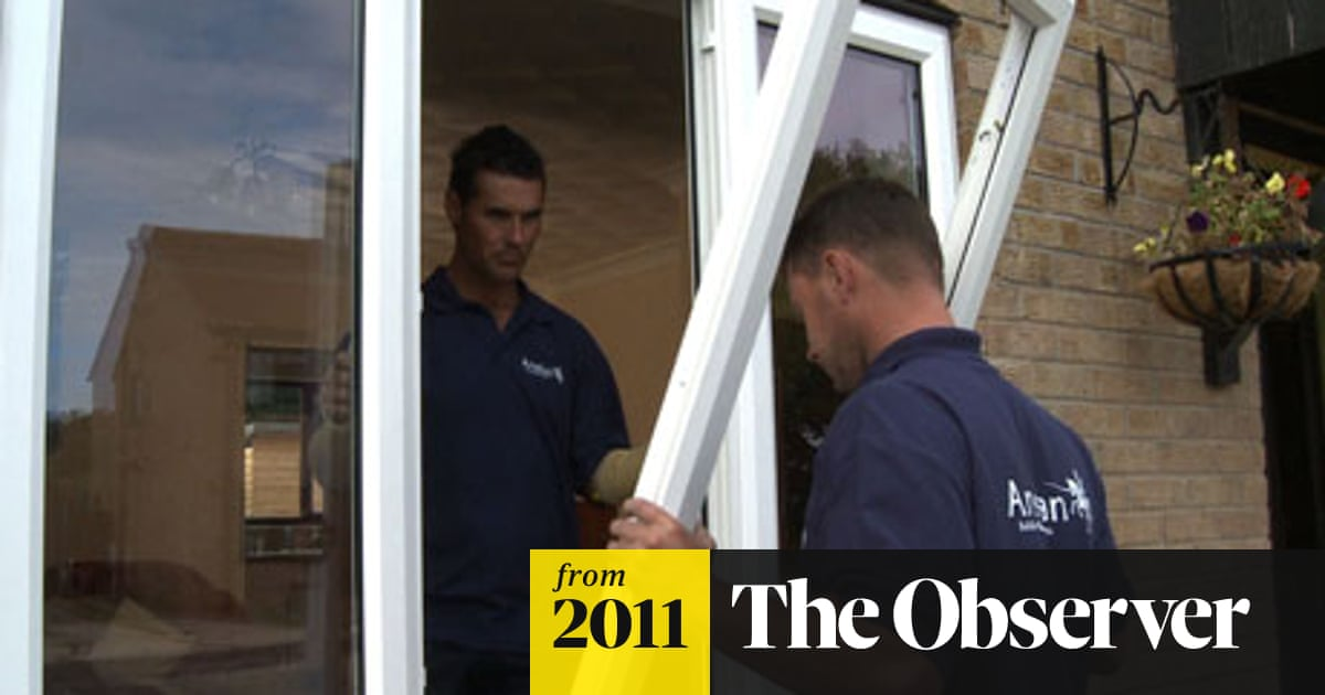 Anglian Windows Bids Leave Room For Improvement Manufacturing Sector The Guardian