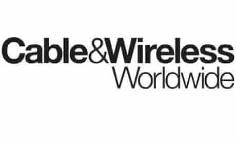 Cable & Wireless Worldwide logo
