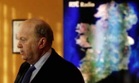 Irish finance minister Michael Noonan