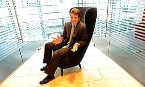 Barclays chief executive Bob Diamond