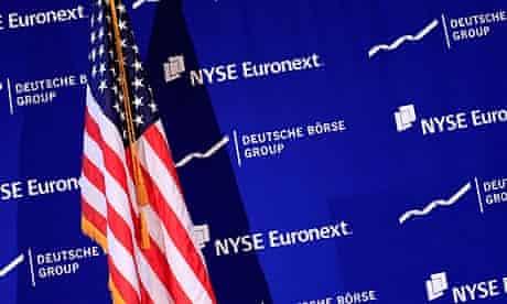 NYSE Euronext and Deutsche Börse