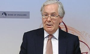 Mervyn King speaking at the Bank of England inflation report, 16 February 2011