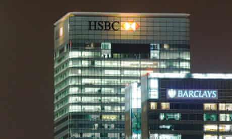 HSBC HQ, Canary Wharf