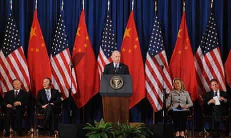 US- China trade talks